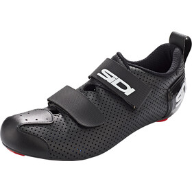 Sidi T-5 Air Carbon Chaussures Homme, black/black